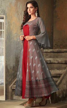 Presenting latest collections of Blush Designer Kurtis Stylish Dress Designs, Stylish Dresses, Fashion Dresses, Kurta Designs Women, Salwar Designs, Kurti Designs Pakistani, Silk Kurti Designs, Indian Designer Outfits, Designer Dresses