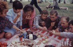 Soviet fashion 60s