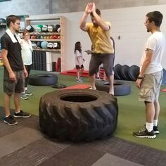 7/26/16 The Torch2.0 #program is a #highintensity #fullbody #group #fitness #class for #men & #women #designed to #torch #calories and #exceed your #health #goals   Call Matt Padua 708-837-4348 for more information. #tirejumps #demonstrations #personaltrainer