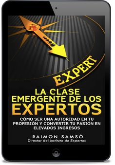Mi nuevo ebook para hacer tu negocio más visible y posicionarte como un experto en tu sector.