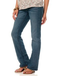 Motherhood Maternity Secret Fit Belly(r) 5 Pocket Baby Boot Maternity Jeans