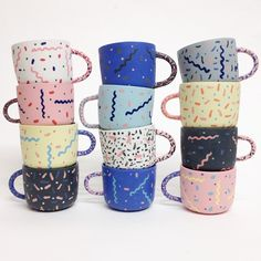 MUGS! Another bunch should be arriving at @highswandive today! They tend to go quickly in Newcastle, so if you are keen on a retain colour email Sophie or Jesse to put one aside!