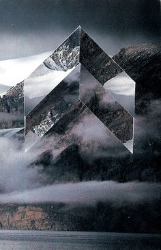 Collage 4 by Liam Wylie Inspiring Artwork Combining Geometry & Photography