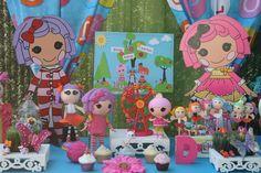 Lalaloopsy inspired Birthday Party Ideas | Photo 1 of 11