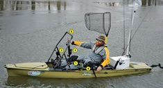 Today's kayaks are indeed formidable fishing boats. Though diminutive, they have ample tackle storage space and allow anglers to put rod holders and other accessories anywhere they desire. Able to handle almost any electronics from wee LCD sonar units to full-scale GPS/side-scan sonar displays, kayaks can put the angler on fish and fishy structure with style. But sonar and storage are just for starters. Here are six other often-overlooked kayak essentials for your fish-catching machine.