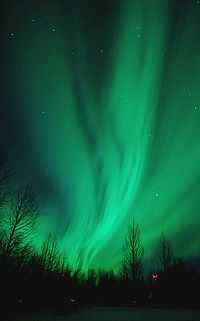 Went to Alaska once to see the Northern Lights. Maybe Norway next time.