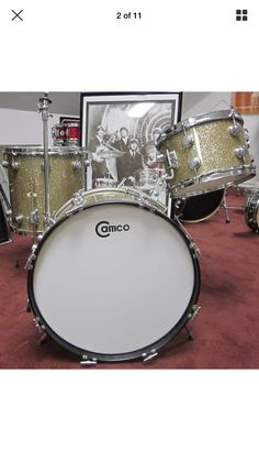 191 Best Camco Drums Images In 2020 Camco Drums Vintage Drums