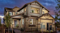 New Single Family Home in Aurora, CO by Century Communities in Blackstone - Exterior Photo