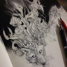 sketchbook drawings - Google Search
