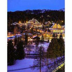 Montana, Switzerland