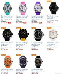 Jual Jam Tangan Caterpillar Wanita Terbaru Casio Watch, Watches, Accessories, Wristwatches, Clocks, Jewelry Accessories