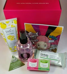 Bits and Boxes: Memebox Cleanse and Tone Review Plus January Coupon Code