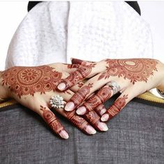 """3,037 Likes, 15 Comments - First And Original Henna Page (@hennainspire) on Instagram: """"Repost @henna_dubaii"""""""