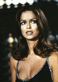 The only thing I'd want on my arm more than Bond's timepiece: Barbara Bach, James Bond: Spy Who Loved Me