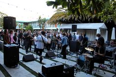 Bay Area indie band Day Wave performs at San Francisco's Phoenix Hotel | August 4, 2015