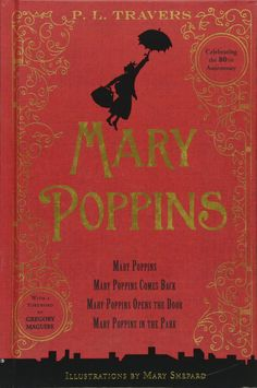 <i>Mary Poppins</i> by P.L. Traverscountryliving