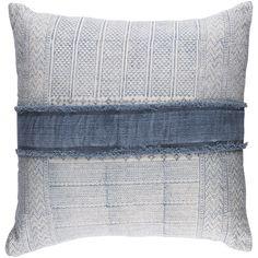 Portland Pillow, Denim