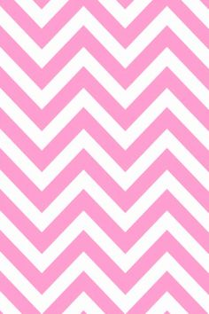 iPhone 5 Wallpaper - Pink Chevron
