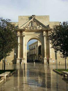 Lecce, Puglia, Italia.