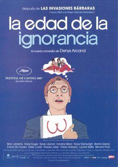 """La edad de la ignorancia (2007) """"L'âge des ténèbres"""" de Denys Arcand - tt0819953"""
