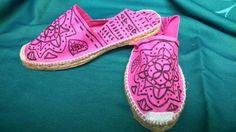 Draps Design, Espadrilles, Flats, Shoes, Fashion, Pink, Girls, Espadrilles Outfit, Loafers & Slip Ons