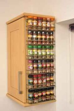 Getting organized with a wall mounted spice rack in your kitchen can be fun and easy. Once you have your spices sorted you will find cooking is...