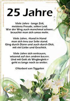 sprüche-silberhochzeit-glückwünsche-weg-der-ehe-gedicht ...