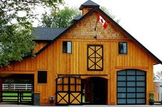 One day when I retire, I'm building my own horse barn.