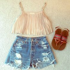 LF pleated tan crop top LF pleated tan crop top with slight silver shimmer...such a cute and girly top! LF Tops Crop Tops