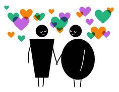 愛し愛されること。それは、あなたとは全く別の体を持つ人を愛すること。そして相手も、自分とは異なる体を持つあなたを、愛することです。
