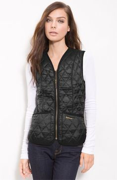 Barbour 'Beadnell' quilted liner | Nordstrom