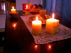 Idée bougies