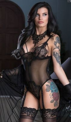 Sexy čierne TS porno