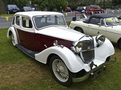 Riley Kestrel CXL 715 1936.