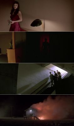 Lost Highway (1997) | Cinematography by Peter Deming | Directed by David Lynch