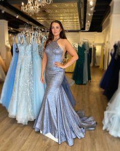 Charming O-Neck Mermaid Prom Dresses,Long Prom Dresses,Cheap Prom Dresses vp7714 by VestidosProm, $152.80 USD