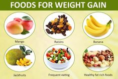 Some of the best foods for healthy weight gain include potatoes, pasta, rice, ex. Weight Gain Workout, Ways To Gain Weight, Gain Weight Fast, Healthy Weight Gain, Weight Gain Meal Plan, Healthy Fats, Healthy Eating, Healthy Recipes, Weight Loss