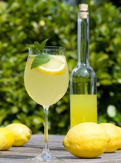 How To: Make Your Own Limoncello. 750 mL bottle Vodka (recommend Punzoné, an Italian organic vodka). 12 lemons. 3 ½ cups sugar. 3 cups water