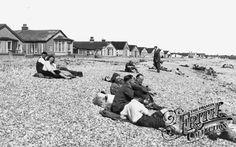 East Beach c1955, Pagham