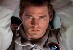 """""""From the first moment I laid eyes on you, I could never see the end."""" - John Crichton in Farscape, """"Bad Timing"""""""