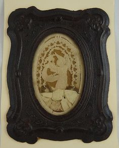 Victorian Die Cut Embossed Memorial Art with Hair: Removed Old Town San Diego, Dying Of The Light, Lovers Eyes, All Souls Day, Victorian Era, Victorian Hair, Mourning Jewelry, Hair Locks, Before Us