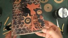 Cibele Degrazia - Altered Book for Sa Crafters
