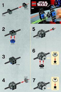 Star Wars Mini - Mini TIE-Fighter [Lego 8028]