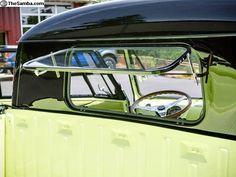 VW Single Cab | The Samba