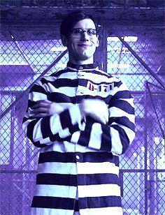 #Gotham - Edward Nygma/The Riddler