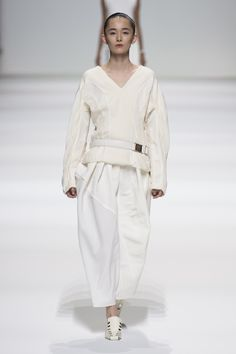 Jil Sander Fall 2018 Ready-to-Wear Fashion Show Collection