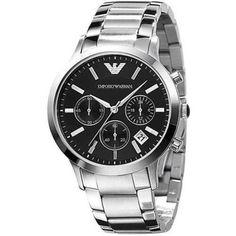 1be31816aab Relógio Emporio Armani™ – AR2434 – Réplica Premium AAA+