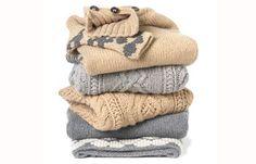 Nuvole Country: infeltrire un maglione