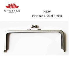 SALE plus FREE PDF Pattern  Brushed Nickel Finish  8 x by Upstyle, $4.90