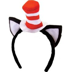 how to make a cat in the hat hat